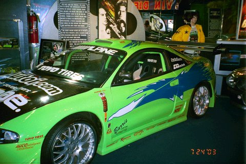 fast and furious cars. Fast and the furious car
